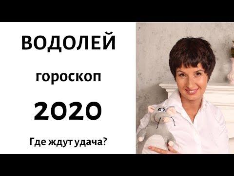 ВОДОЛЕЙ гороскоп на 2020 год / ГДЕ ЖДЕТ УСПЕХ? / гадание на 2020 год от Елена Саламандра