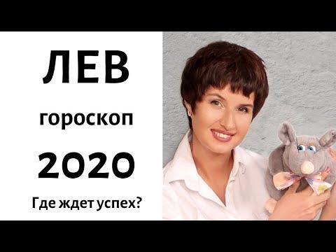 ЛЕВ гороскоп на 2020 год. ГДЕ ЖДЕТ УСПЕХ? / гадание на 2020 год / Расклад 12 домов от Саламандра
