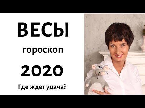 ВЕСЫ гороскоп на 2020 год / ГДЕ ЖДЕТ УДАЧА? / гадание на 2020 год от Елена Саламандра