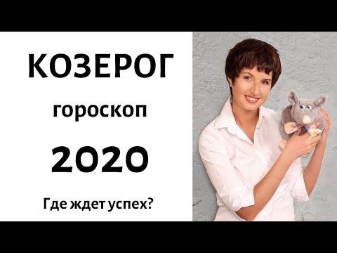 КОЗЕРОГ гороскоп на 2020 год / ГДЕ ЖДЕТ УСПЕХ? / гадание на 2020 год от Елена Саламандра